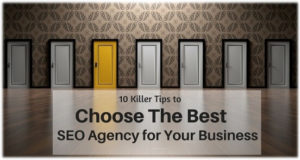 Choose best Seo Agency